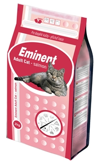Eminent Adult Cat (salmon)