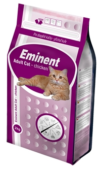 Eminent Adult Cat (chicken)